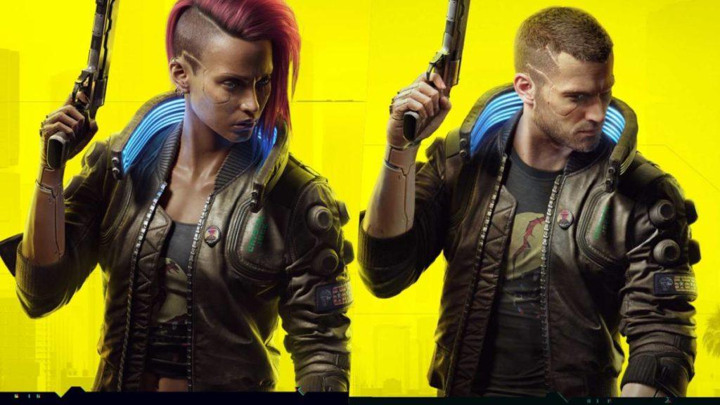 Cyberpunk personajes