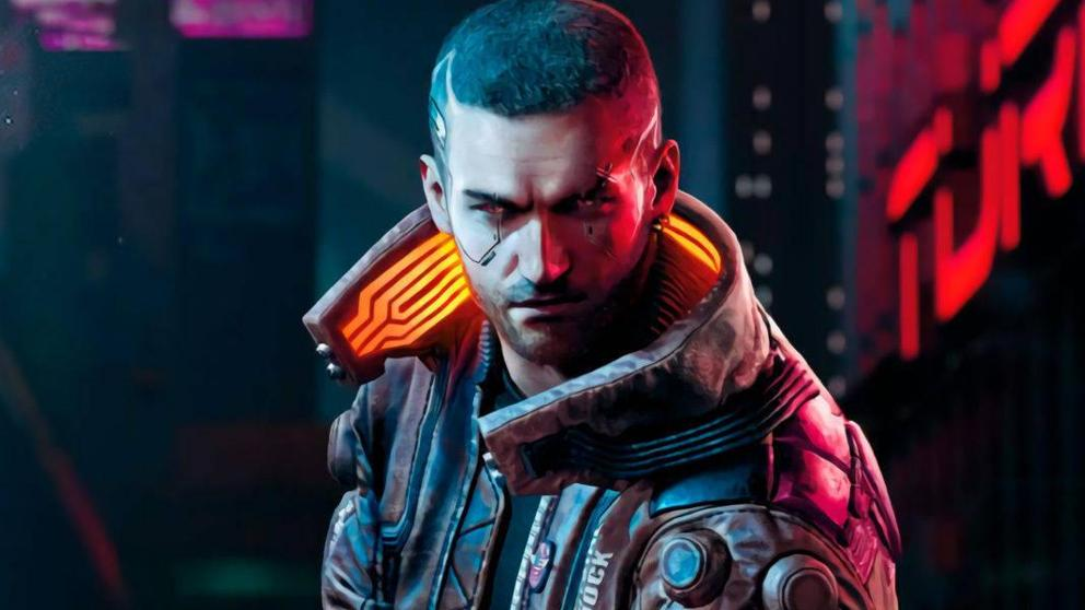cyberpunk personaje principal