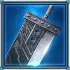 trofeo uno con su arma final fantasy 7