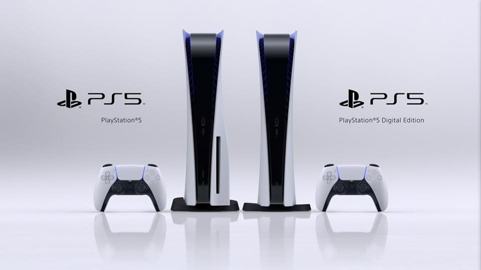 PlayStation 5 vs PlayStation 5 Digital Edition