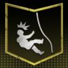 Trofeo Más dura será la caída - Call of Duty: Modern Warfare 2 Campaign Remastered