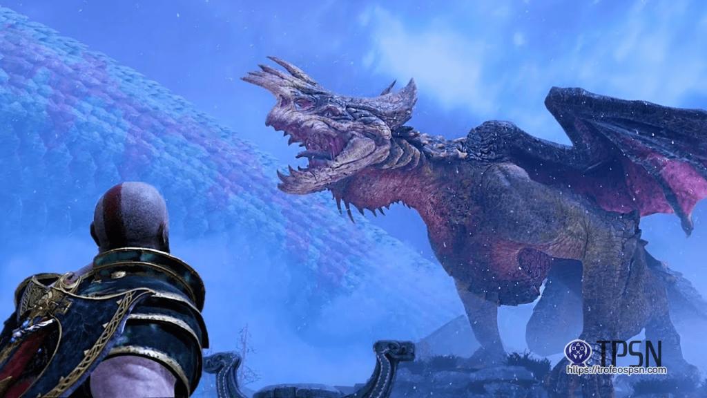 dragon Reginn god of war