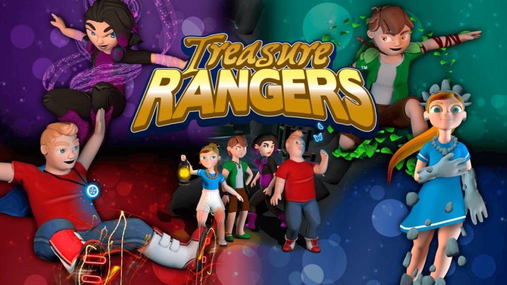 guia platino treasure rangers