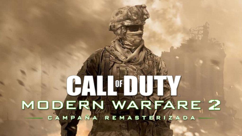 guia platino y trofeos Call of dutty modern warfare 2 campaing remastered