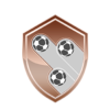 Trofeo ¡Hat trick! - Captain Tsubasa: Rise of New Champions