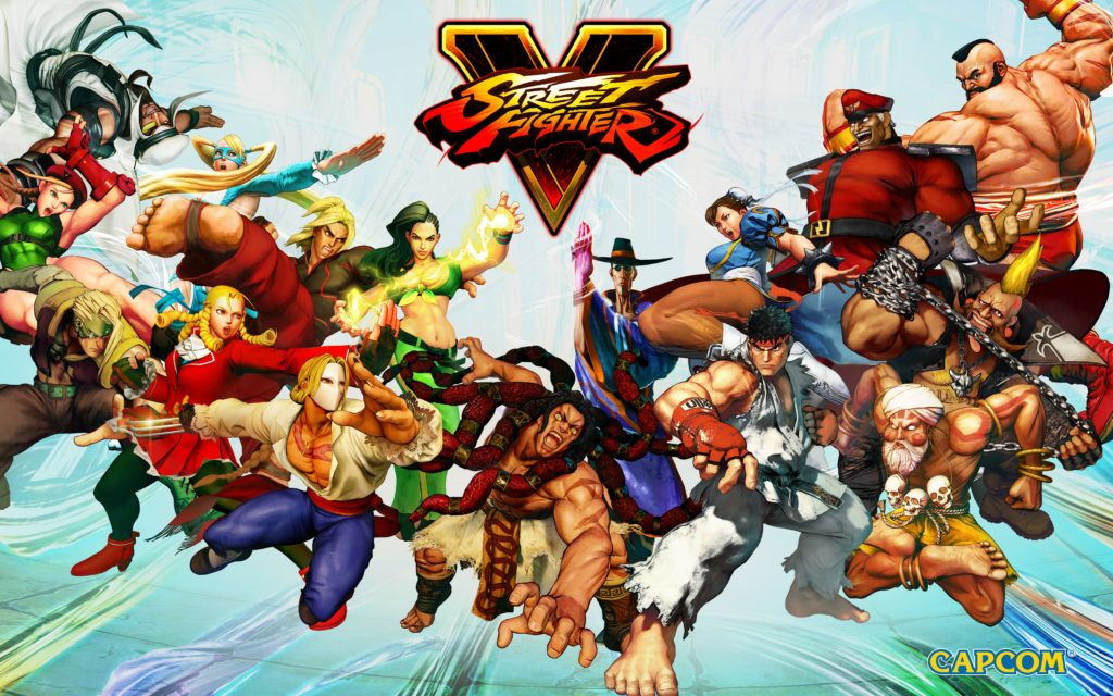 guia platino street fighter 5