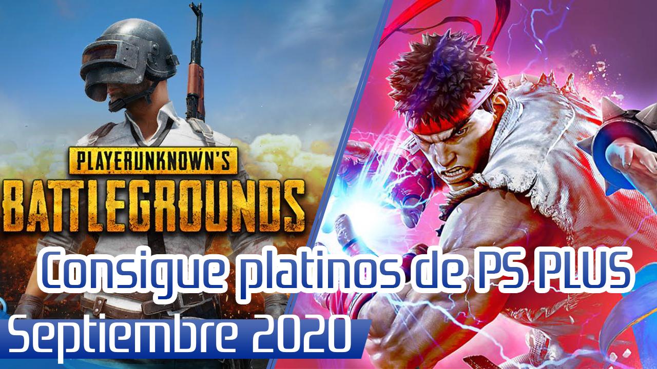juegos ps plus septiembre 2020