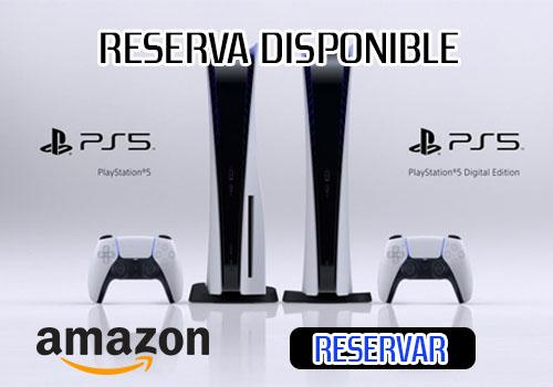 RESERVAR PS5