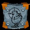 Trofeo Apunta y dispara - Crash Bandicoot 3 Warped
