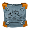 Trofeo Con todos sus defectos - Crash Bandicoot 3 Warped