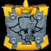 Trofeo Cortex N. Oqueado - Crash Bandicoot 3 Warped