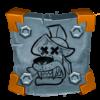 Trofeo Gatito manso - Crash Bandicoot 3 Warped