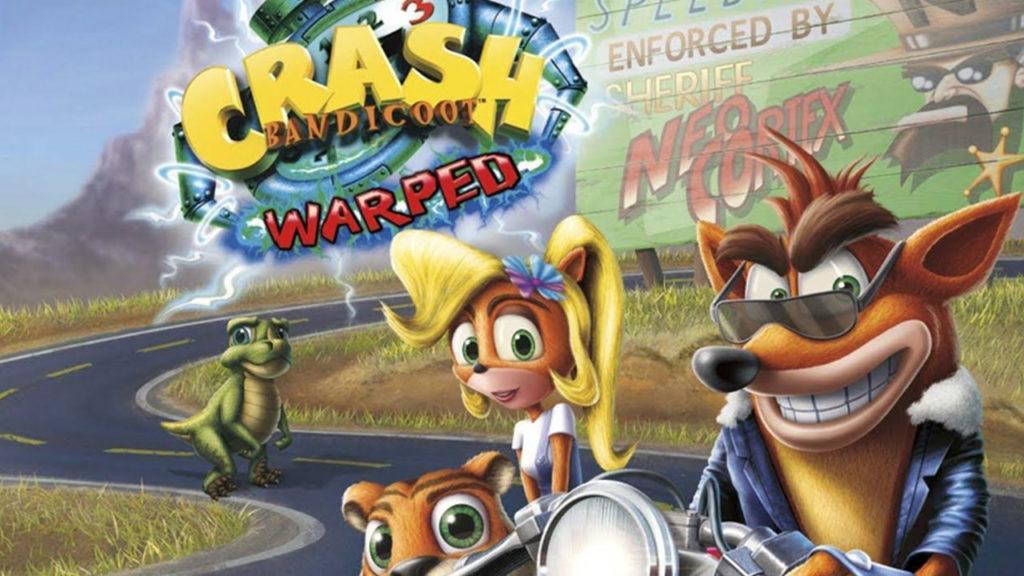 trofeos crash Bandicoot 3 Warped N.sane Trilogy