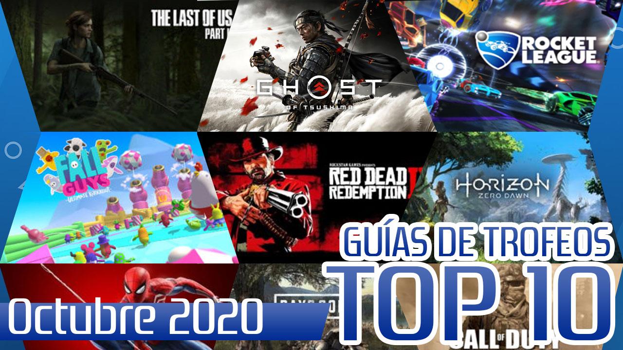 Top 10 las guías de trofeos más populares octubre