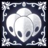 Trofeo Enmascarado - Hollow Knight