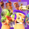 Trofeo Agusanamiento total - Worms Rumble