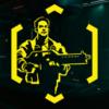 Trofeo Soldado universal - Cyberpunk 2077