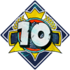 Trofeo Infamia de nivel 10 - Maneater