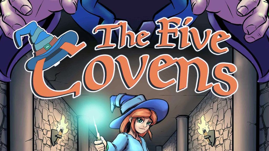 guia de trofeos platino The Five Covens ps4