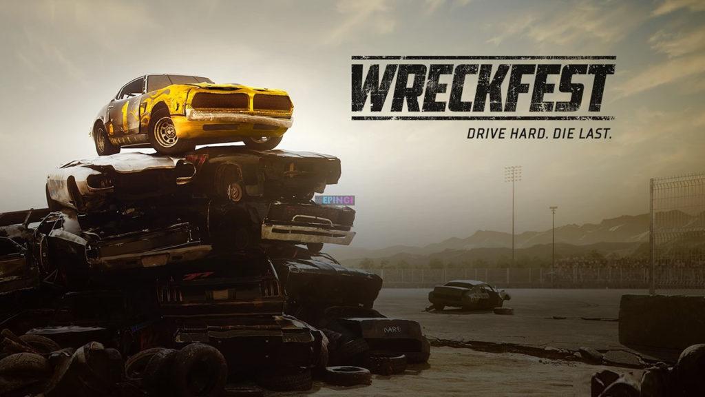 guía de trofeos y platino Wreckfest Drive Hard
