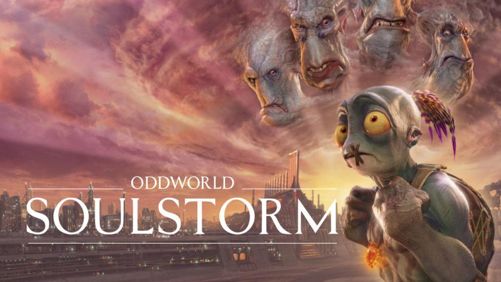 trofeos oddworld soulstorm y platino ps5