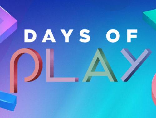 Ofertas Days of Play 2021 en PS4 y PS5