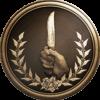 Trofeo A cuchillo - Resident Evil Village