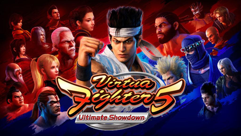 Guía de trofeos Virtua Figher 5 Ultimate Showdown
