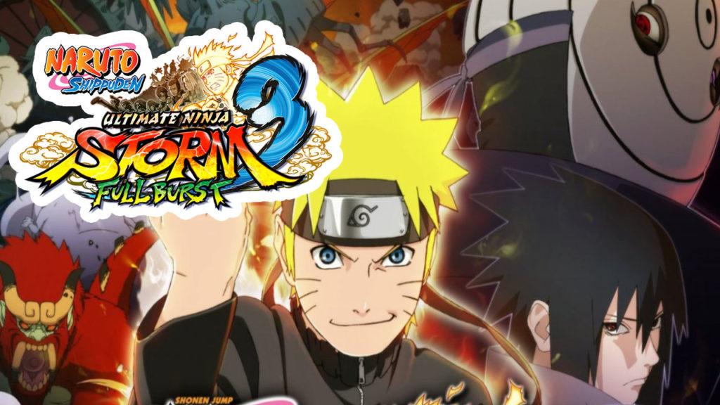 Guía de trofeos Naruto Ultimate Ninja Storm 3 - Platino al 100%