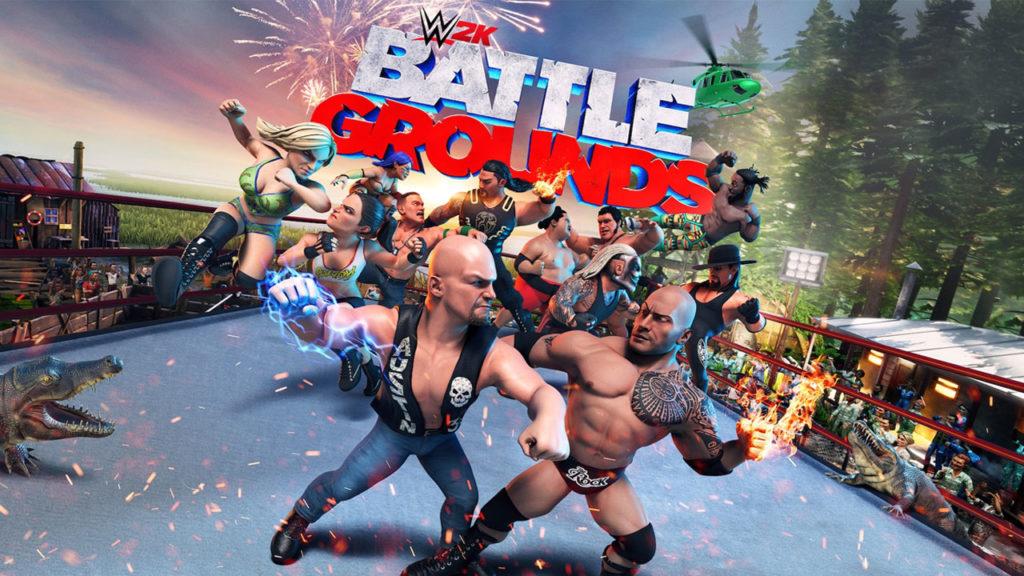 Guía de trofeos WWE 2K Battle Ground
