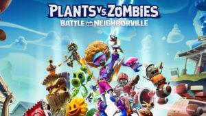 guia de trofeos Plants vs Zombies Battle for Neighborville PS4 ps5
