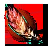 Pluma Refulgente - Recuerdo Hermes - Hades