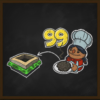 Trofeo Basurero - Overcooked! All You Can Eat