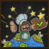 Trofeo Chef de fama mundial - Overcooked! All You Can Eat