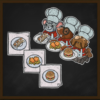 Trofeo La cocina mecánica - Overcooked! All You Can Eat