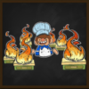 Trofeo Todo bien - Overcooked! All You Can Eat