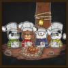 Trofeo Un pícnic para hambre de oso - Overcooked! All You Can Eat