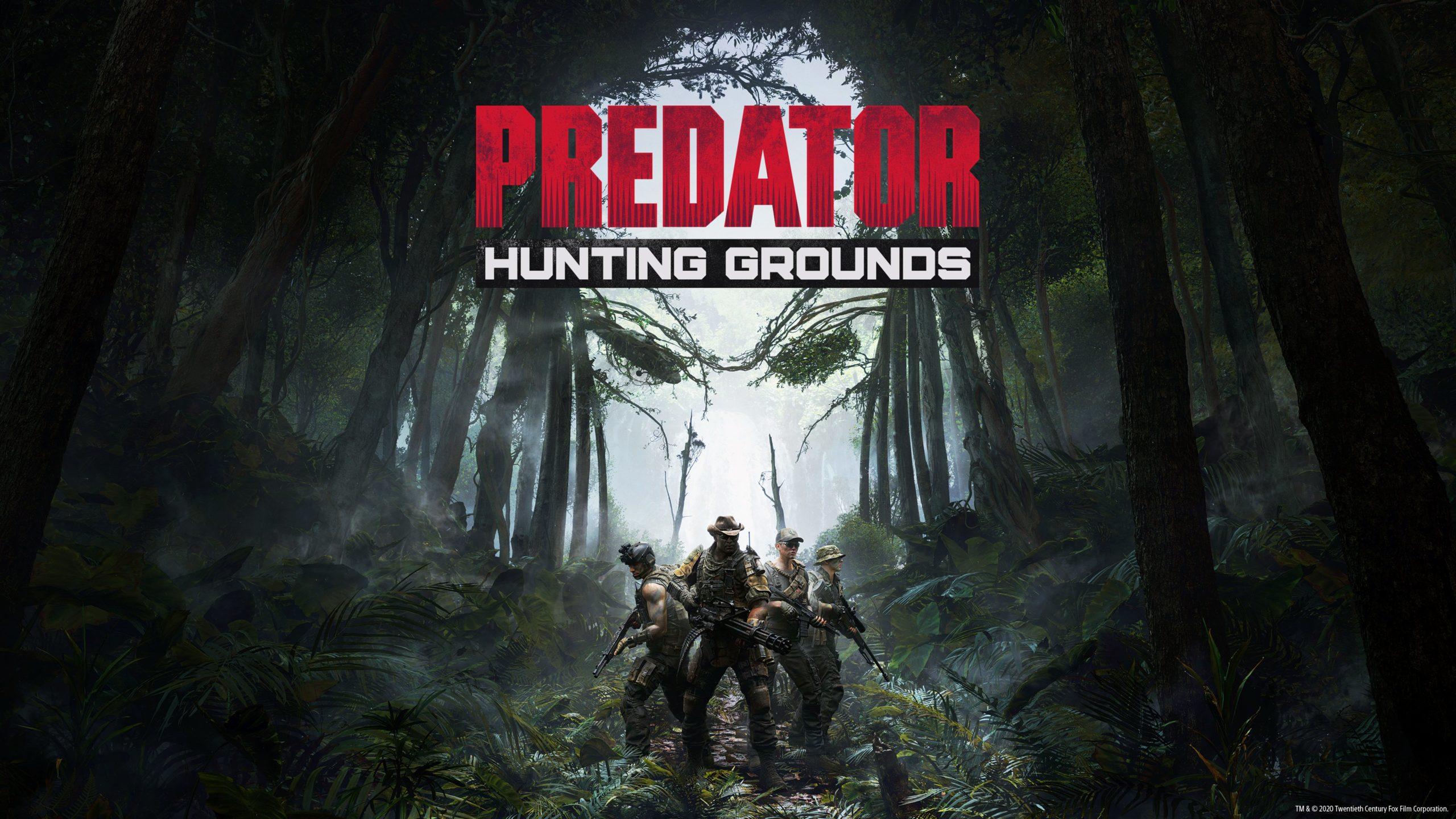 Guía trofeo Predator hunting grounds
